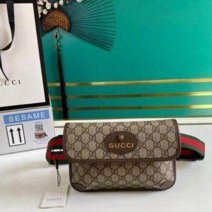 💯RARE Gucci&Neo Vintage GG Supreme be853486